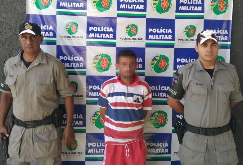 Em patrulhamento no Eixo Anhanguera, PM recaptura dois foragidos da Justiça