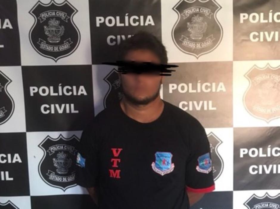 Homem é preso por invadir residência e abusar de idosa em Pontalina
