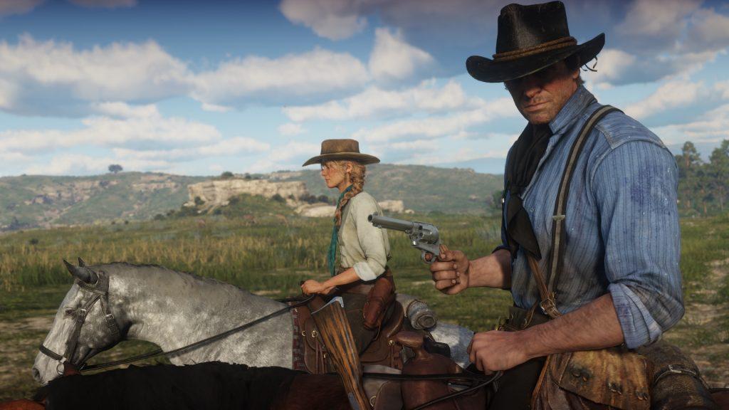Red Dead Redemption 2 ganha data de lançamento