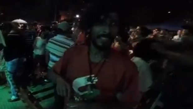 Homem morto em evento de chorinho em Goiânia era morador de rua