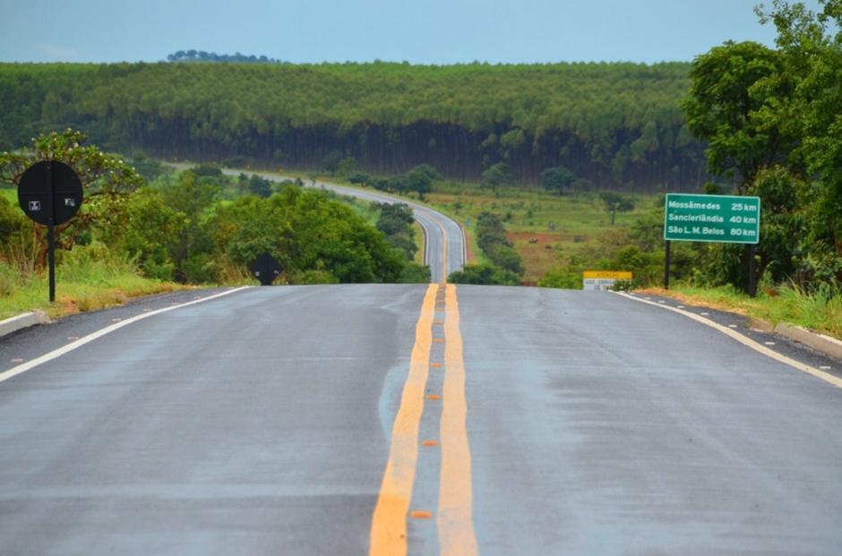 Agetop divulga condições das rodovias para as cidades turísticas de Goiás