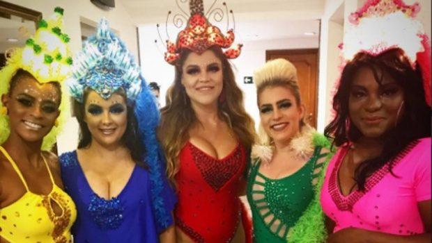 Pela primeira vez, Rouge comandará bloco de rua no Carnaval de São Paulo