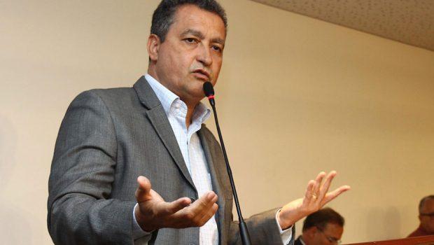Governador da Bahia compara PF com polícia nazista
