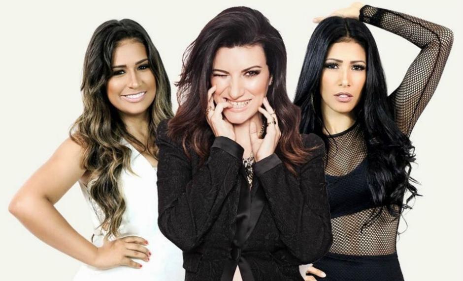 Simone e Simaria vão gravar parceria com Laura Pausini