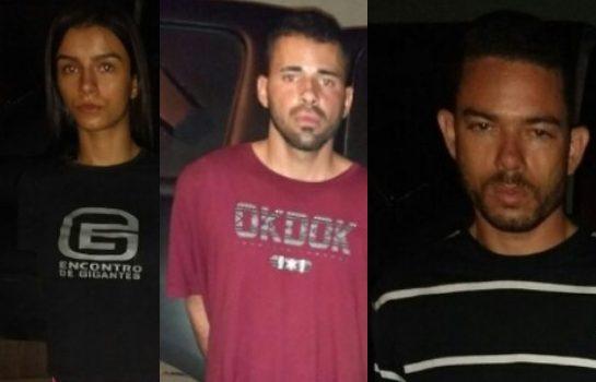 Abordagem policial termina com três presos, perseguição e um morto em Goiânia e Aparecida