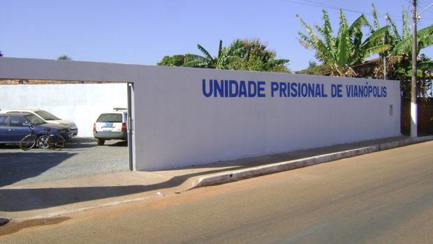 Quatro presos fogem da unidade prisional de Vianópolis
