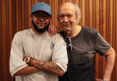 Próximo álbum de Erasmo Carlos terá parceria com Emicida