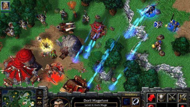 Warcraft III recebe torneio de convidados e pacote de atualização