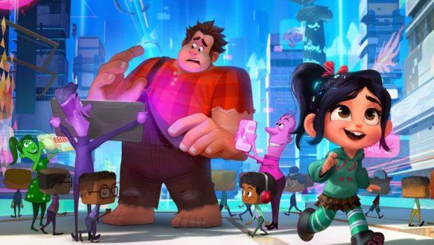 Animação 'WiFi Ralph' tem primeiro trailer liberado pela Disney