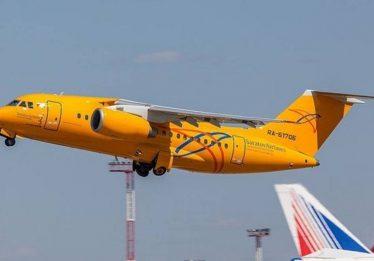 Avião comercial cai perto de Moscou com 71 passageiros a bordo