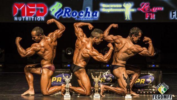 Goiânia recebe competição internacional de fisioculturismo