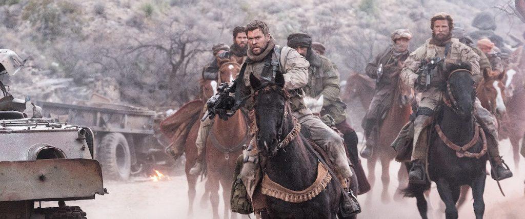 '12 Heróis' estreia hoje nos cinemas