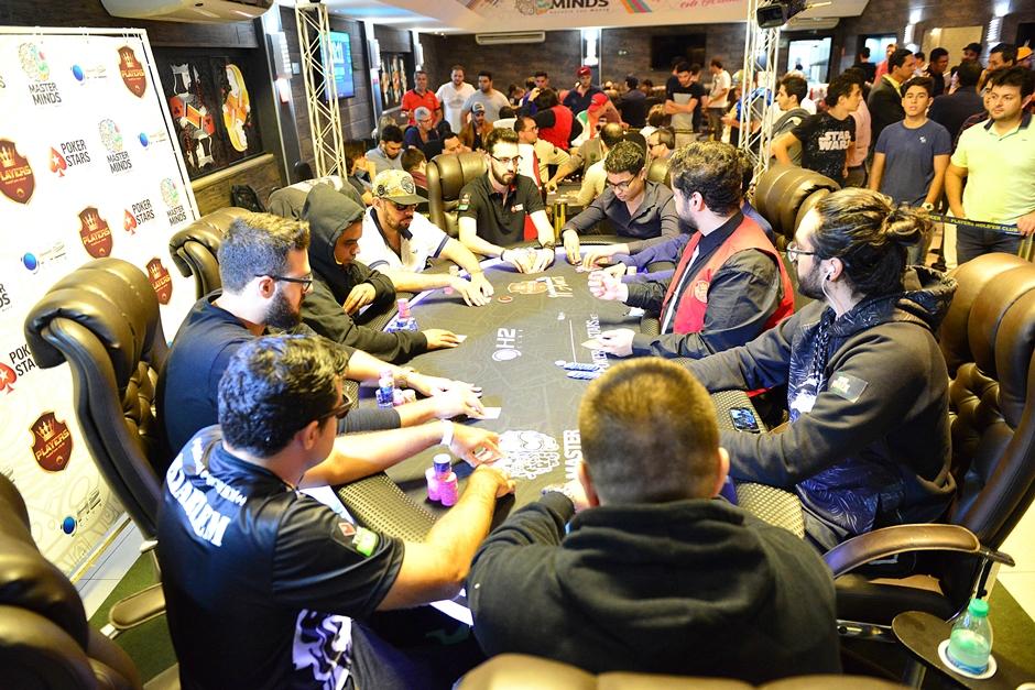 Campeonato Goiano de Poker tem premiação de R$ 143 mil na primeira etapa