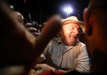 No RS, Lula diz ter certeza de que não vai ser preso