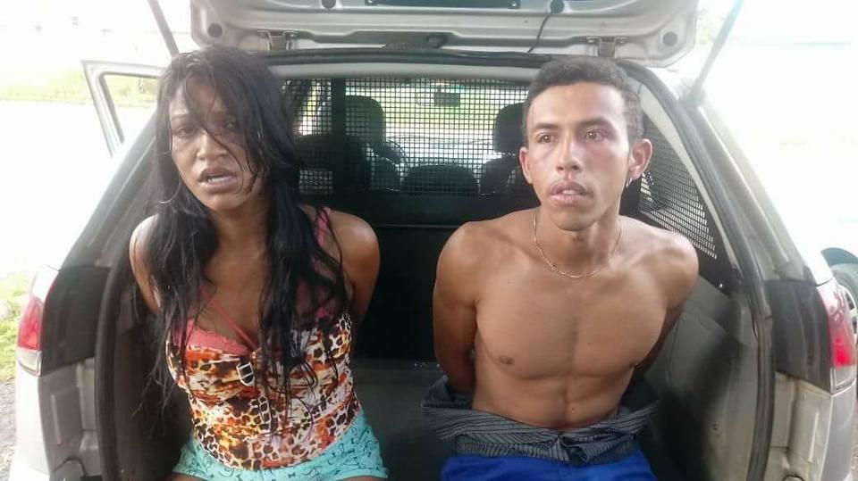 Mãe e padrasto são presos após espancar criança de 2 anos e 8 meses até a morte, em Santo Antônio do Descoberto