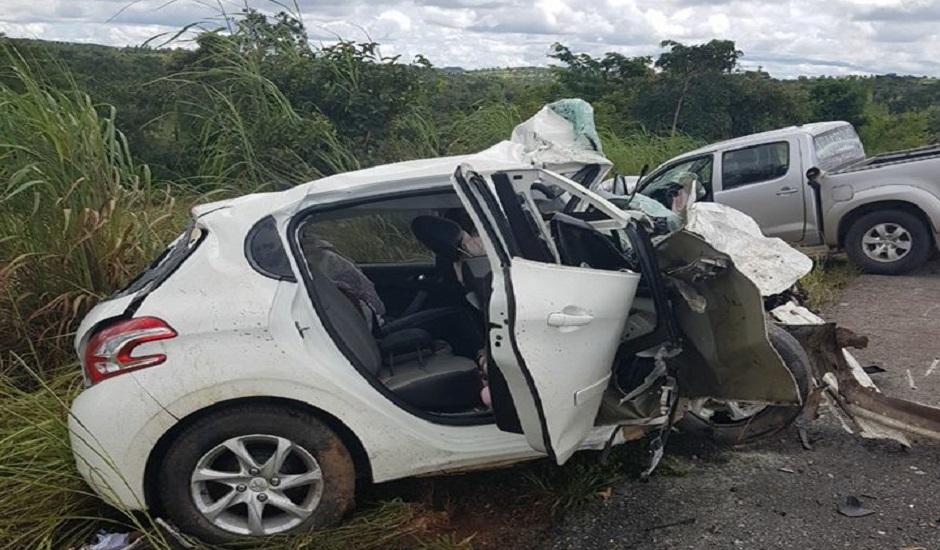 Vice-prefeito de Cocalzinho sofre acidente. Quatro pessoas morreram