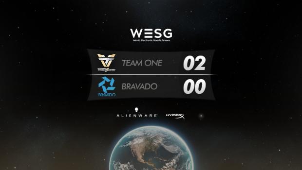 Team One está nas quartas de final da WESG World Finals, na China