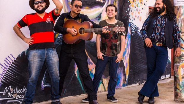 Bandas de rock fazem show no Conjunto Vera Cruz neste domingo (4)