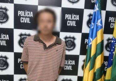 Suspeito de receber R$ 350 para cometer homicídio é preso, em Itumbiara