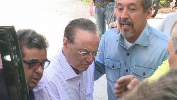 Deputado Paulo Maluf é internado 'às pressas' em hospital de Brasília