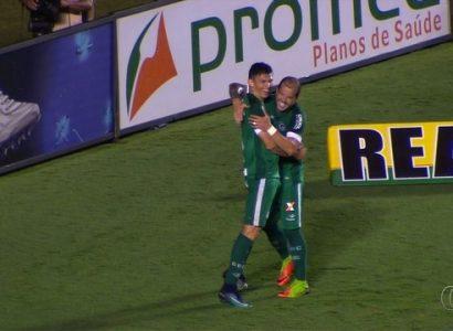 Goiás goleia o rebaixado Rio Verde e garante a primeira colocação geral no Goianão
