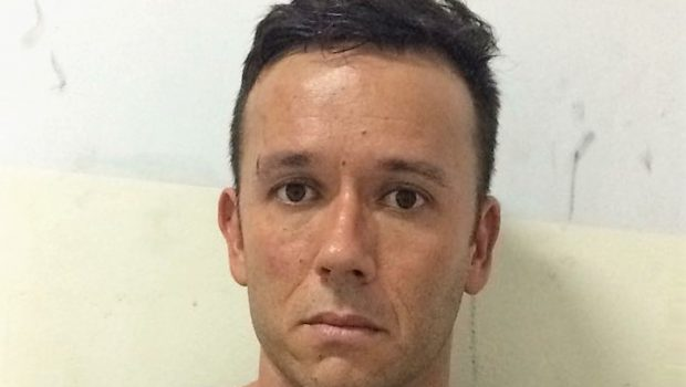 Abandonado por comparsas, ladrão de banco é preso pela PM