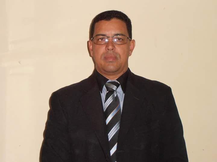 Ademar Filgueira Lima, pastor da Igreja Palavra de Cristo no Brasil, em Mineiros. (Foto: Reprodução)
