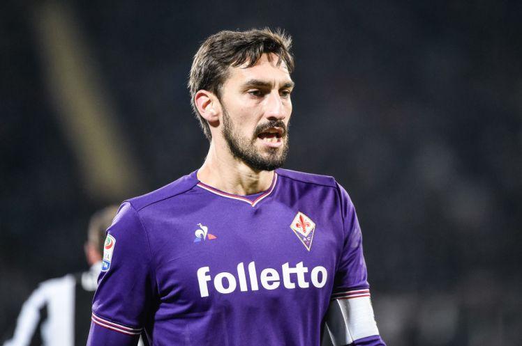 Davide Atori, capitão da Fiorentina, é encontrado morto em hotel antes de jogo