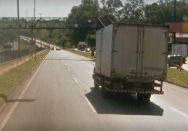 Mulher morre atropelada por motociclista na BR-153, em Aparecida de Goiânia