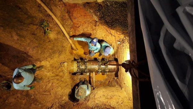 Após quase 48h sem água, abastecimento é retomado em Caldas Novas