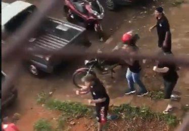Rodada do Goianão inicia com briga de torcidas em Anápolis; esmeraldinos são escoltados em Iporá