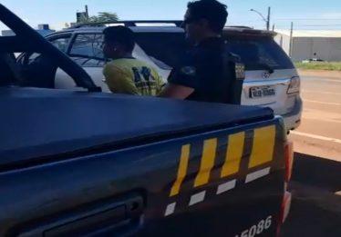 SUV roubado de advogado estava encomendada por R$ 150 mil, diz PRF