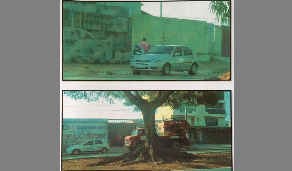 Com carro da Câmara Municipal e motorista da Comurg, diretor despachava quase que diariamente, segundo investigação do MP-GO