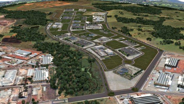 Novo complexo empresarial é lançado em Aparecida de Goiânia