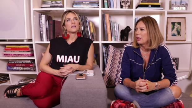 'Minha mãe chorava quando me separei do Bruno', diz Giovanna Ewbank