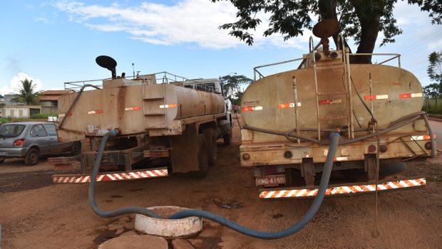 CEI investiga descarte irregular de chorume na estação de tratamento esgoto de Goiânia