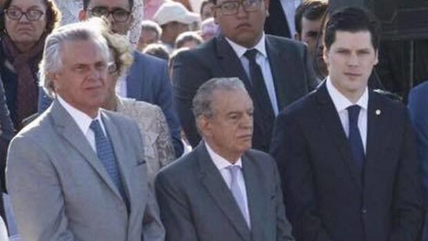 Daniel Caiado e Íris - Mais Goiás