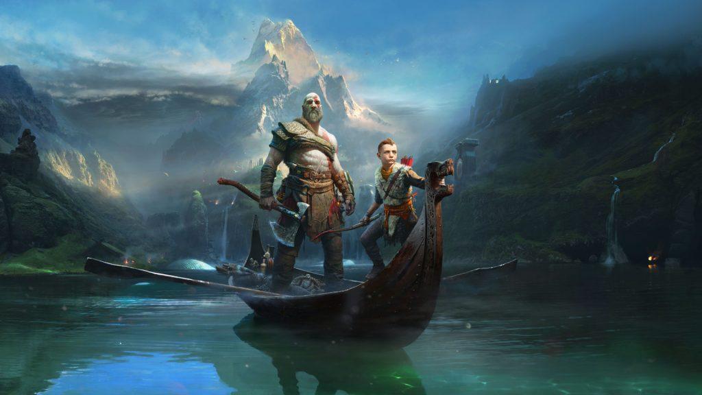 God of War vai ganhar um modo New Game+