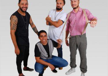 Coisa de Zé faz show em Goiânia neste sábado (24)