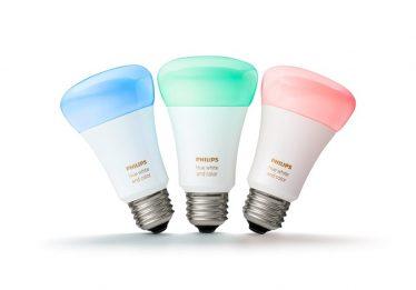 Philips anuncia lâmpada que transmite internet por meio da luz