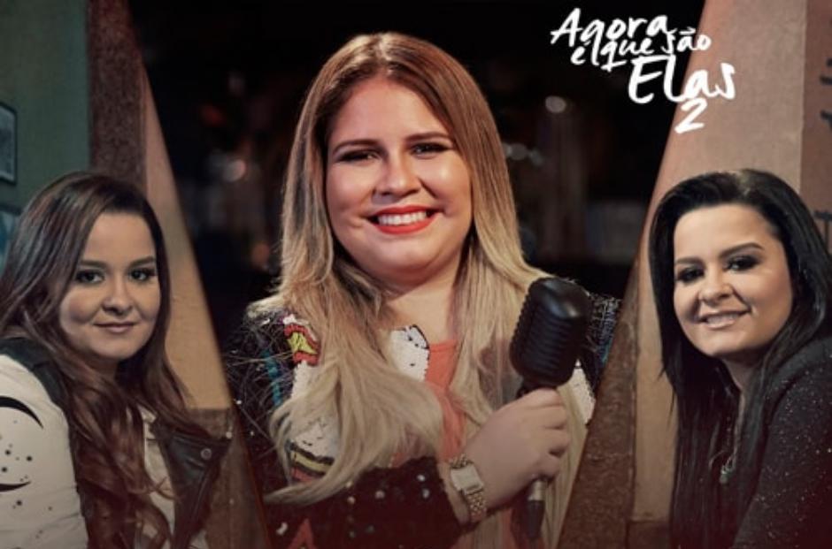 Marília Mendonça e Maiara e Maraisa se juntam na faixa 'A Culpa É Dele'