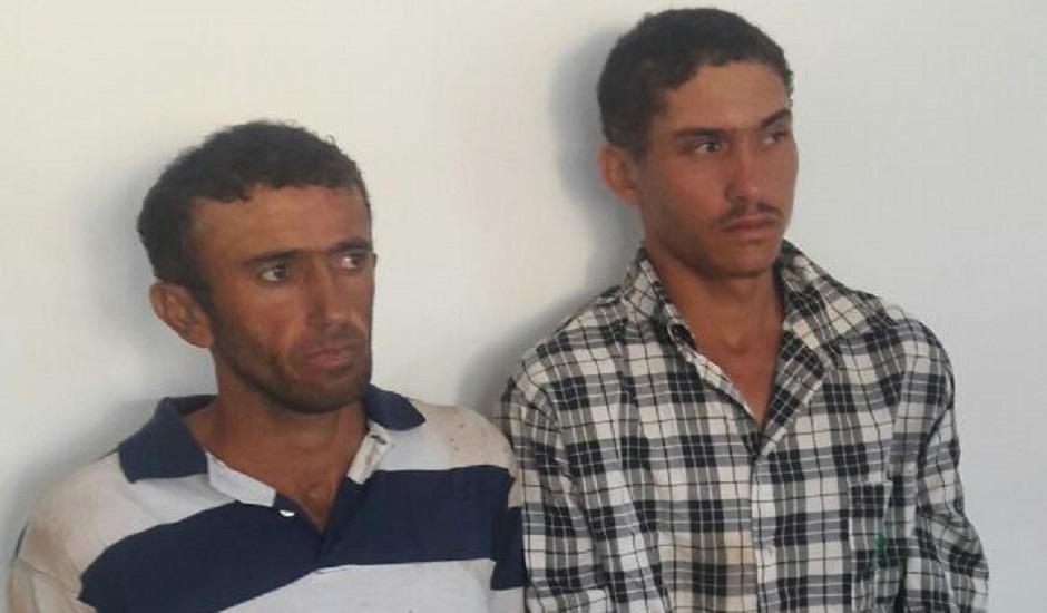 """Francisco Pereira, 36, e Júnio de Souza: assassinato frio e cruel, segundo delegado que investiga o caso """"nunca vi algo tão bárbaro"""""""