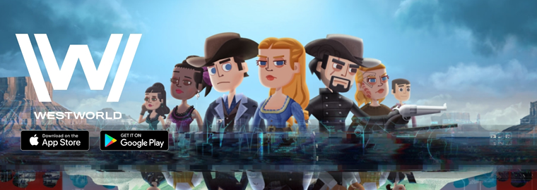 Westworld vai ganhar jogo mobile