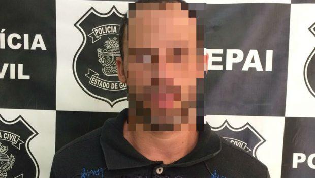 Homem que se passava por adolescente para aliciar crianças é preso em Aparecida de Goiânia