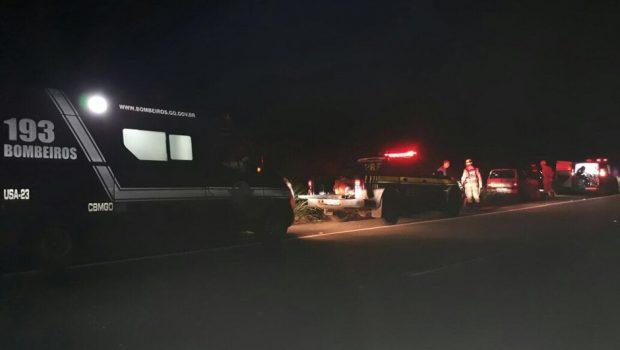 Jovem de 19 anos morre após ser atingido por tiros enquanto dirigia na BR-020, em Formosa