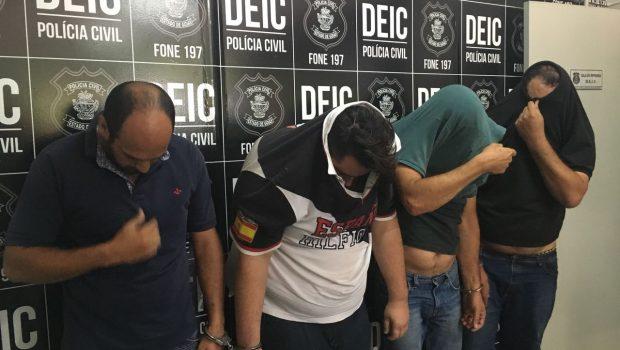 Quadrilha que falsificava documentos de veículos locados para revenda em Goiânia é desarticulada