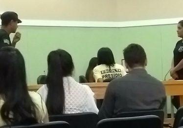 Mulher que ateou fogo em jovem tem prisão preventiva decretada, em São Luís de Montes Belos
