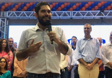 Lincoln Tejota anuncia apoio do PROS à pré-candidatura de Zé Eliton ao governo