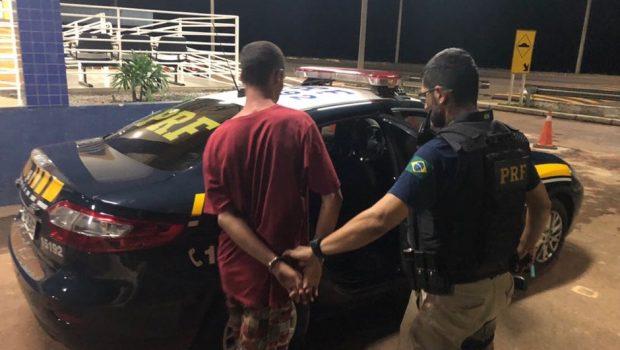 Homem é preso após assaltar cabine de pedágio em Alexânia