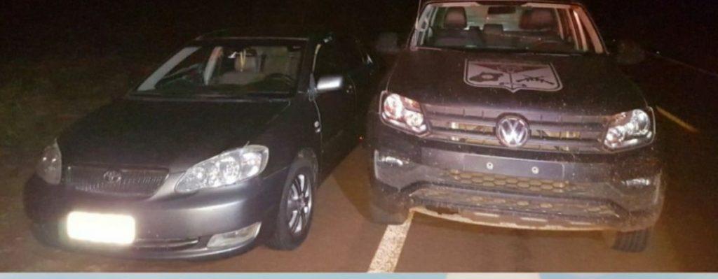 Policial civil aposentado é baleado durante assalto em Buriti Alegre
